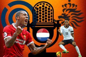 Podcast #28 | Netherlands v England preview