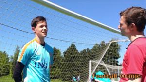Exclusive Interview: Goalkeeper Mees Bakker – AZ and Dutch Under 17s