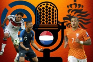 Podcast #41 ● PREVIEW: Netherlands versus France & Germany in the Nations League