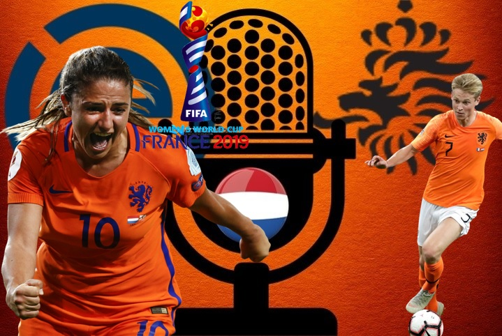 Podcast #43 ● Euro 2020 draw reaction, Eredivisie & Women's World Cup 2019