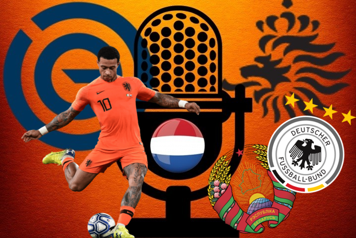 Podcast #49 ● Previewing Netherlands against Belarus and Germany | Ajax v Juventus draw reaction