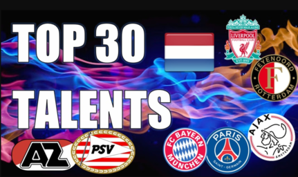 Ranked: Top 30 Most Exciting Dutch Wonderkids